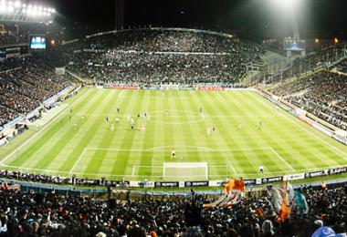 EK stadion wedden