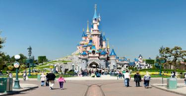 win reis naar Disneyland