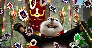 free spins royal panda
