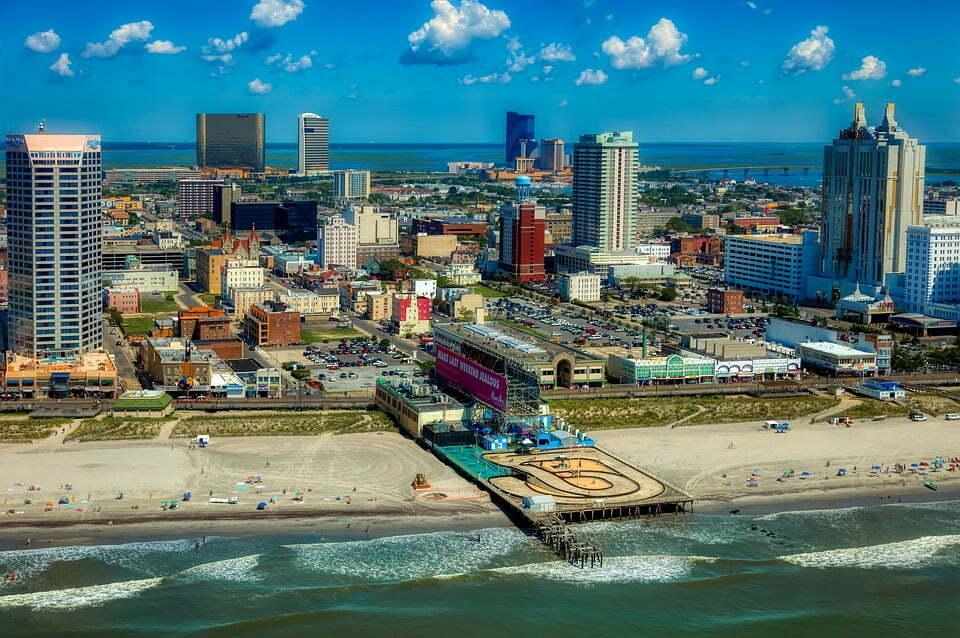 Gokstad Atlantic city
